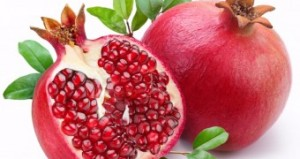 Pomegranate-and-Pomegranate-Fruits